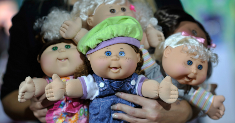 You Might Have The Most Valuable Cabbage Patch Kids Just Sitting In Your Basement 22 Words