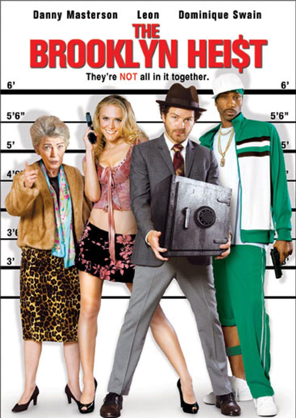 "Danny Masterson on The Brooklyn Heist, Enemas & ""Third Legs"""