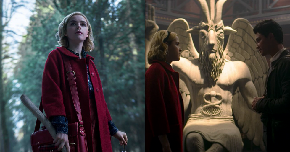 'The Chilling Adventures of Sabrina' May Be Removed From Netflix