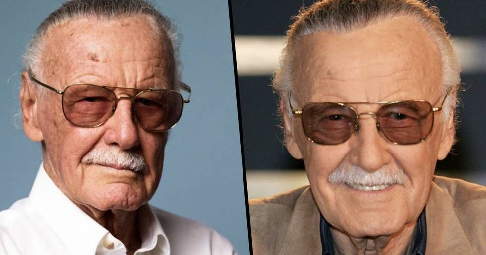 Stan Lee Has Died Aged 95