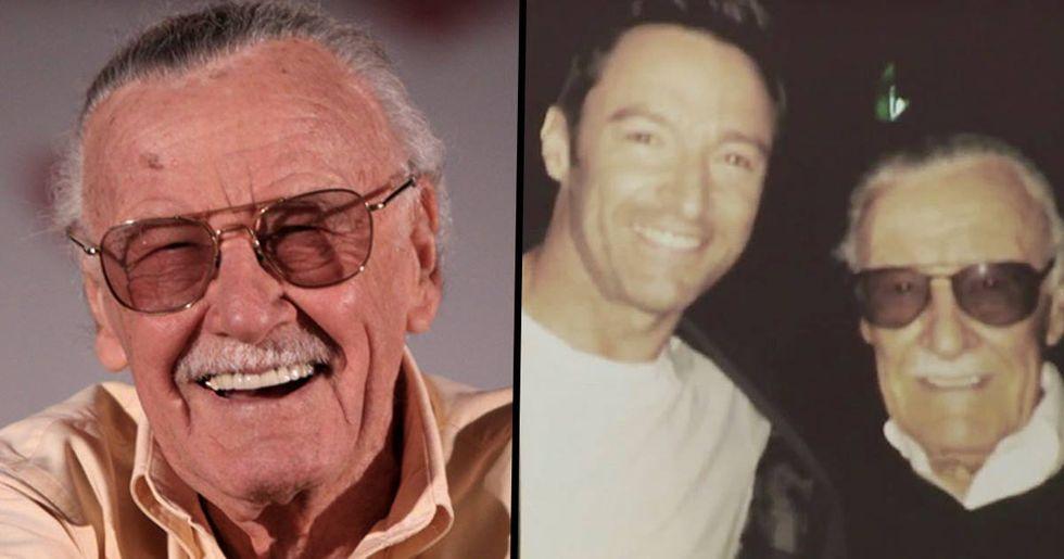 Hugh Jackman Shares Heartbreaking Stan Lee Tribute