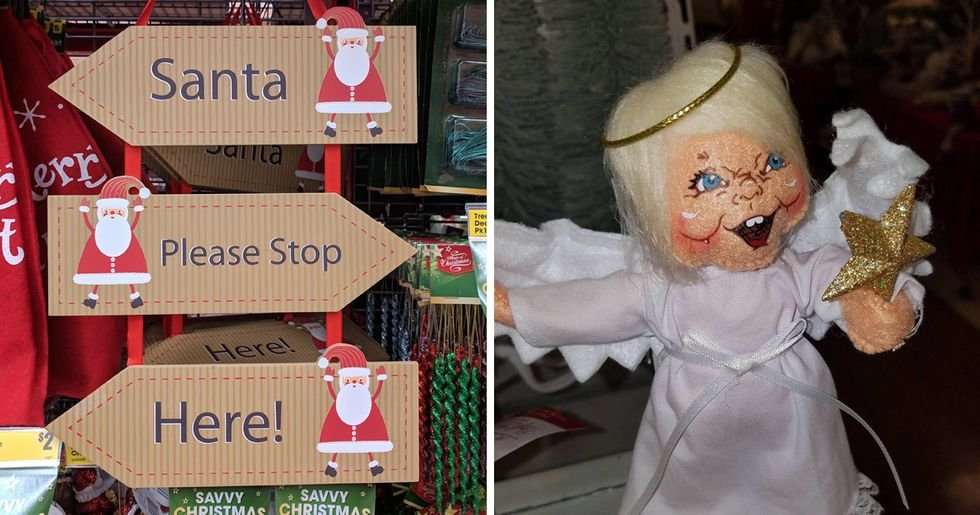 The Most Absolutely Horrible Holiday Decorations