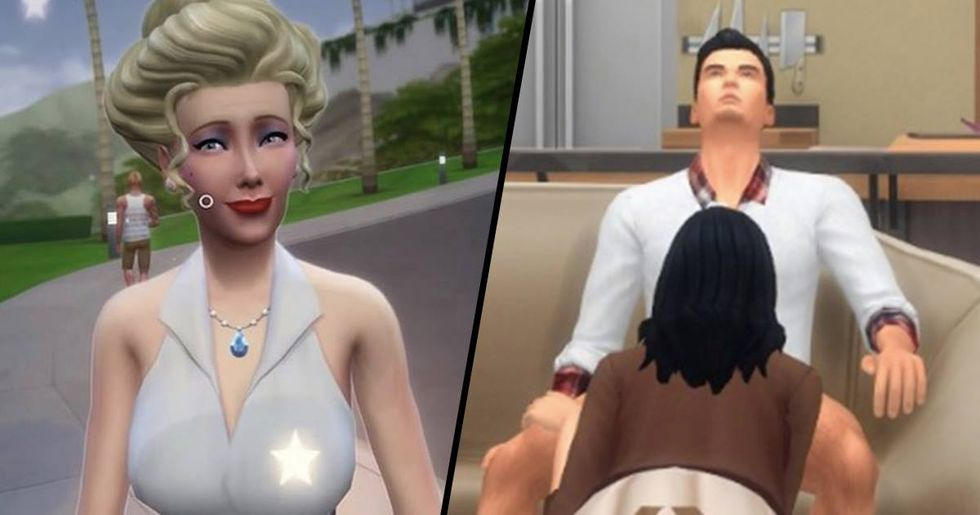 'The Sims 4' Getting A First-Person Mode, Players Are Already Plotting Nasty Things