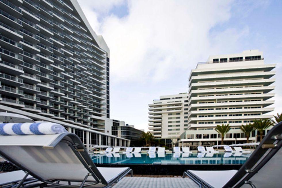 Miami 'It' Hotel Showdown! Meet Eden Roc Reniassance Miami Beach, the Fontainebleau's New Competition