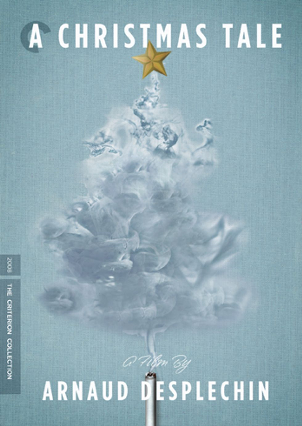 A Christmas Tale On Criterion!