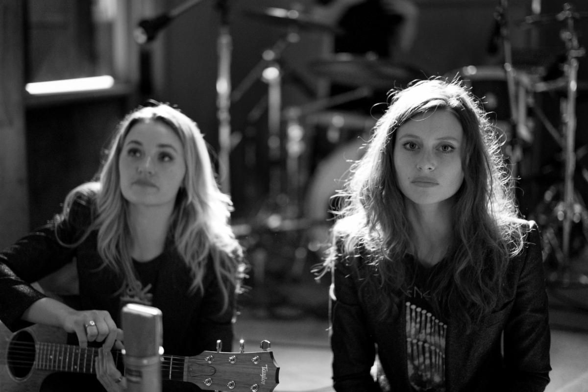 Listen to Aly & AJ Say 'F**k' and 'S**t
