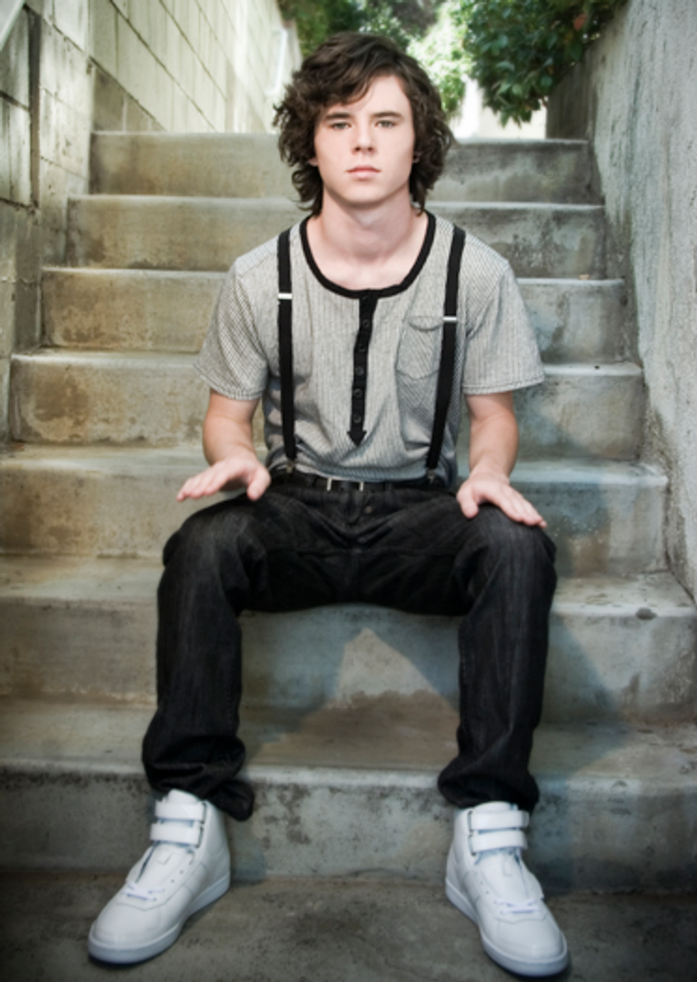 A Quick Chit-Chat With Charlie McDermott