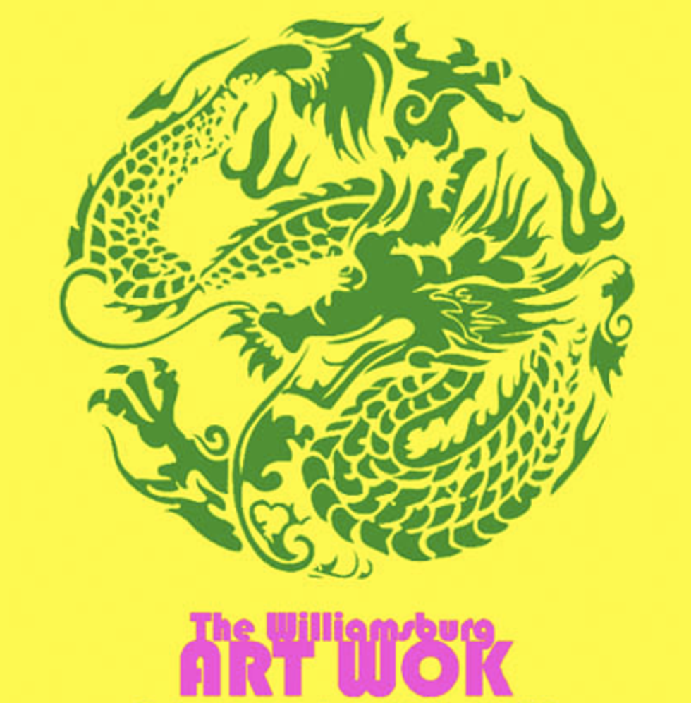 The Williamsburg Art Wok Gets Cooking This Saturday