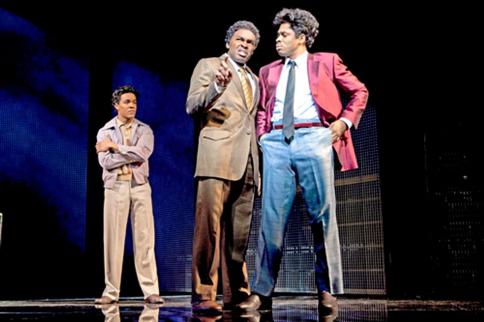 Chester Gregory II Has All the Right Moves in Dreamgirls at the Apollo