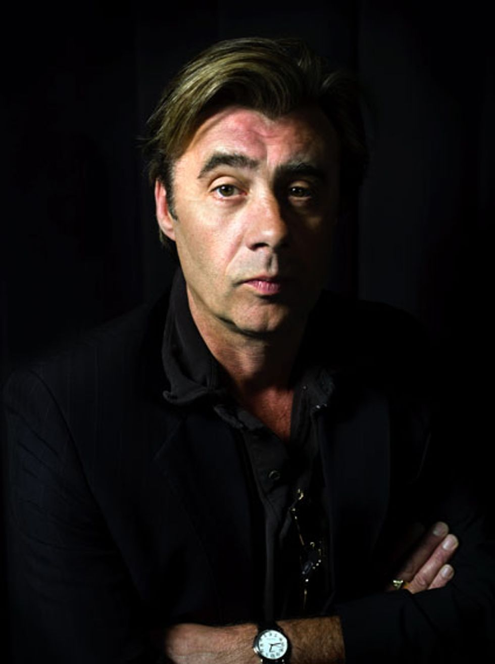 Eight Items or Less: Glen Matlock, Eltono & The Breslin