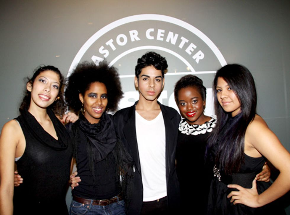 About Last Night... The Lower East Side Girl's Club Benefit