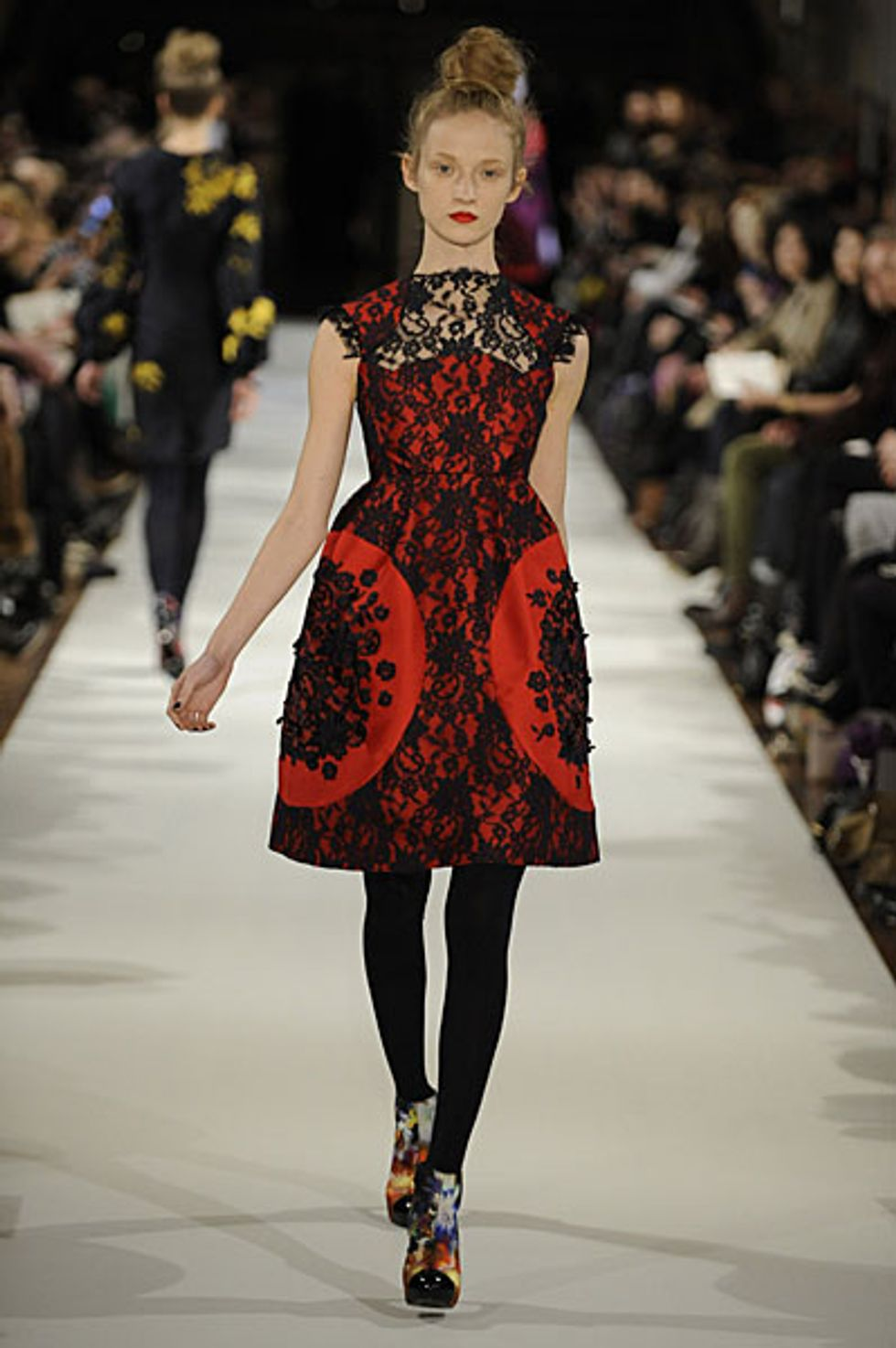 London Report: Erdem and the V&A Democratize Fashion