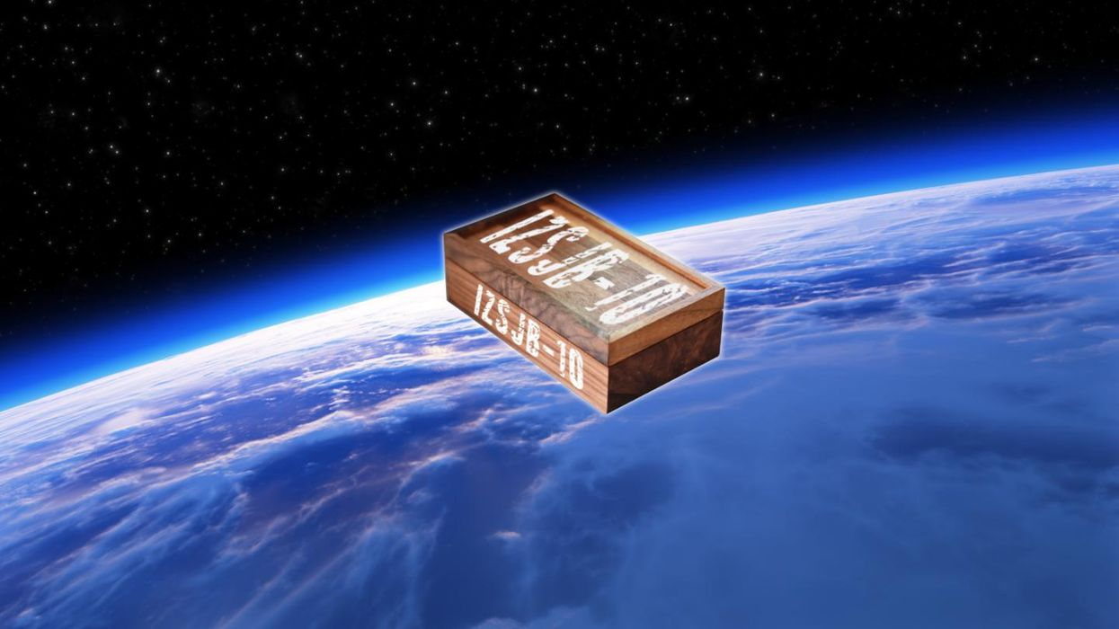 Japanese researchers hope to launch a satellite made of wood in 2023