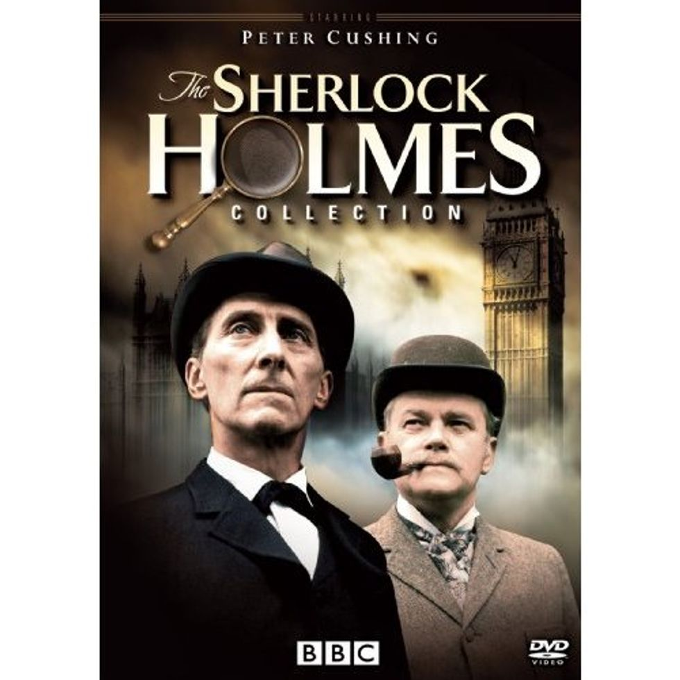 The Sherlock Holmes Collection On DVD!