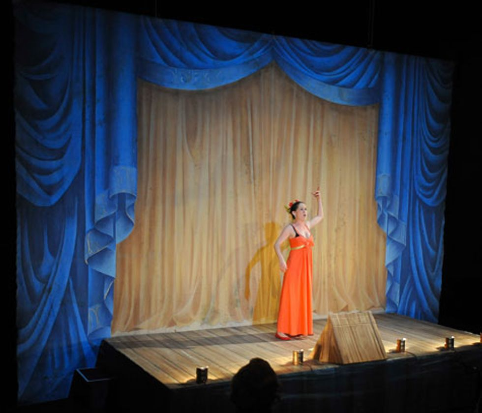 Stage Notes: Nature Theater of Oklahoma's Romeo and Juliet
