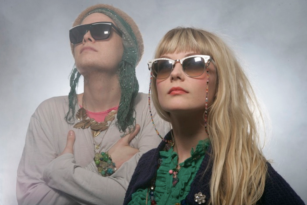 The Asteroids Galaxy Tour Are Ready to Take Over the Universe