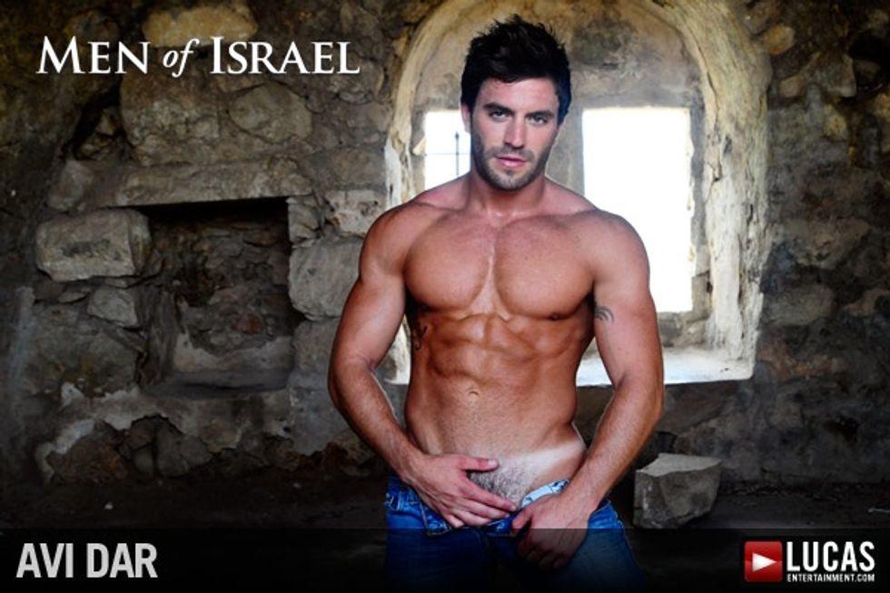 Mr. Mickey Talks Sweaty Farming with Israeli Adult Film Star Avi Dar