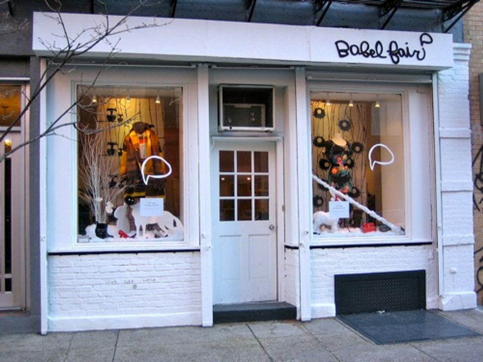 Shop of the Week: Babel Fair