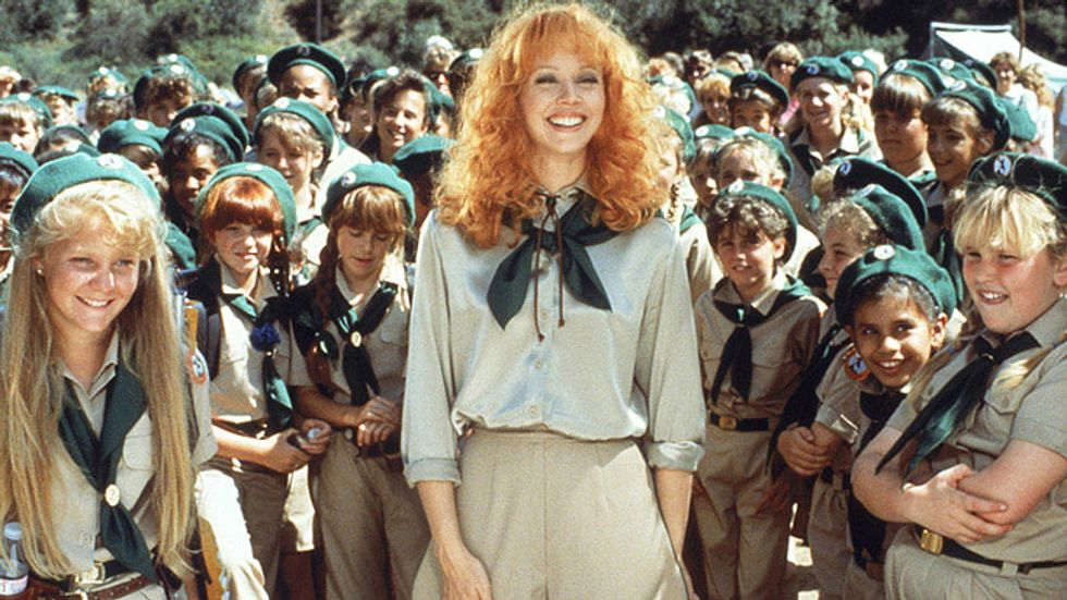 Eight Items or Less: Troop Beverly Hills, Aziz Ansari & TaxidermyGate
