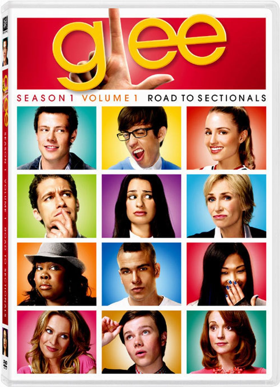 Don't Stop Believin': Glee Season 1, Volume 1 Is Out On DVD!