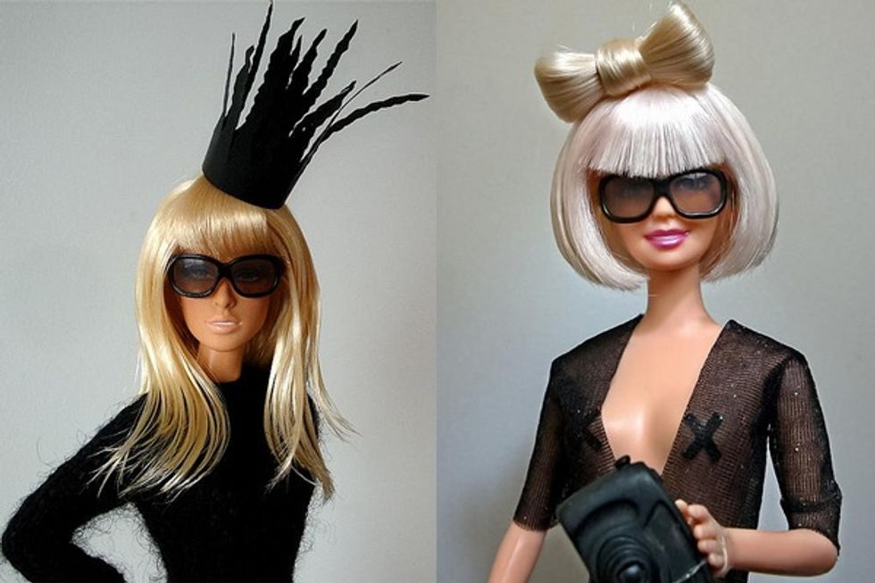 Market Watch: Lady Gaga Dolls by Veik
