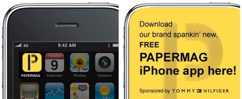 The PAPERMAG iPhone App Has Arrived!