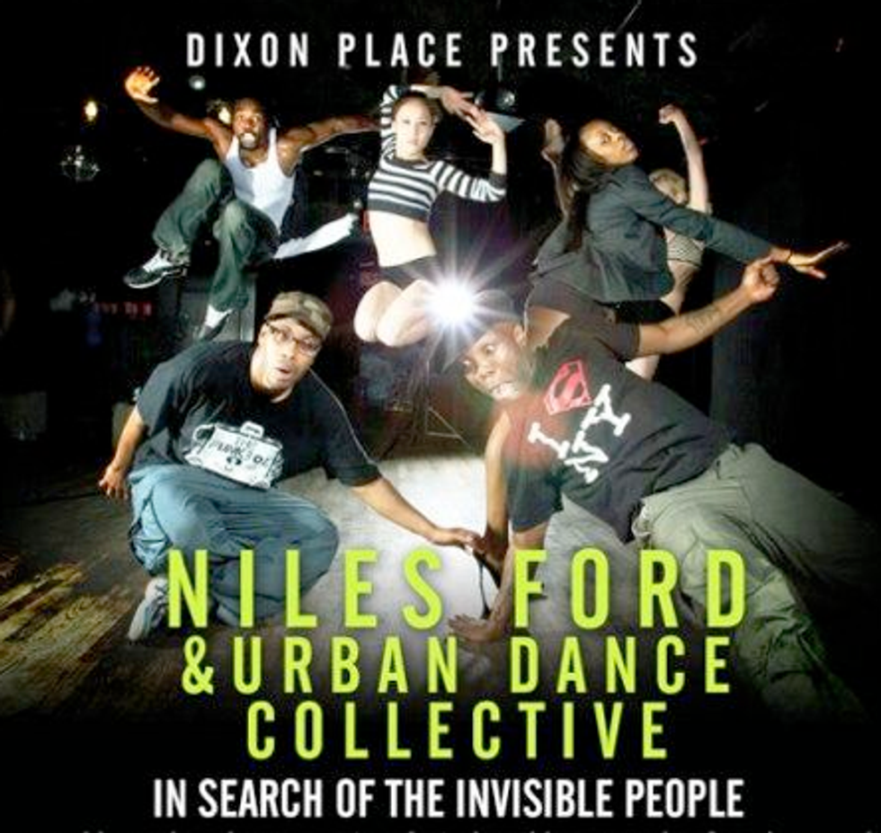 Stage Notes: In Search of the Invisible People