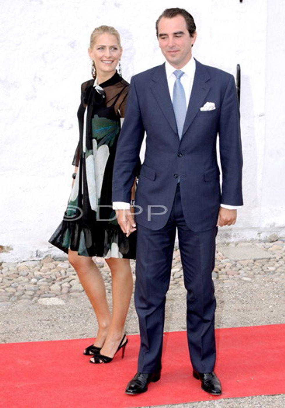 Prince Nikolaos of Greece Engaged!
