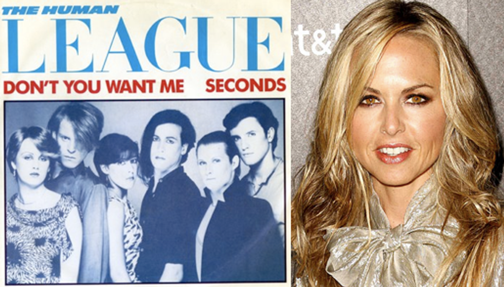Eight Items or Less: Human League & Rachel Zoe are Back