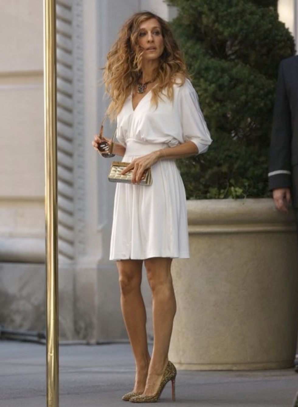 It's Confirmed! Sarah Jessica Parker to Consult for Halston