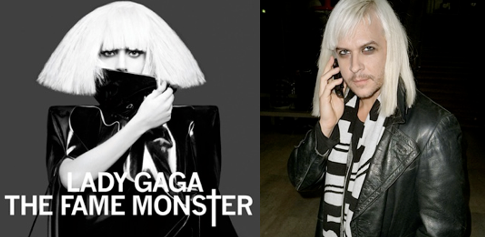 Lady Gaga: Guilty of Wig Plagiarism?