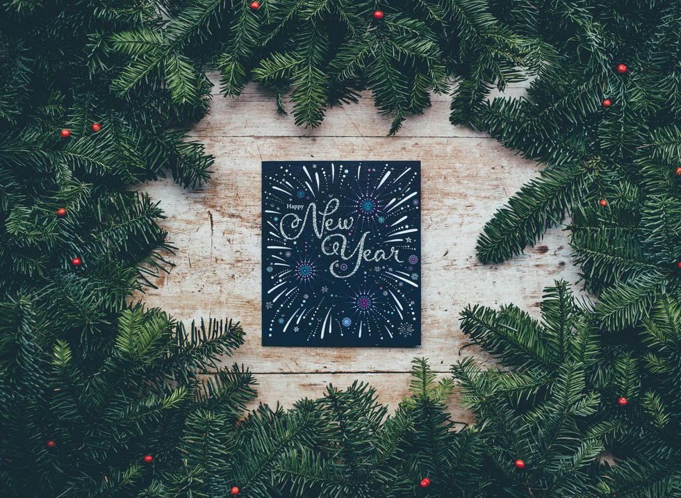 Year's End: A Poem
