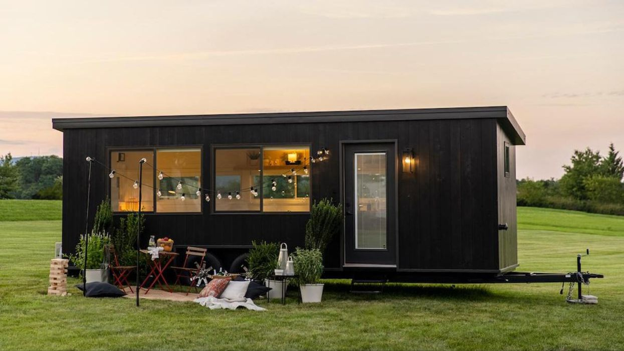 Could IKEA's New Tiny House Help Fight the Climate Crisis?