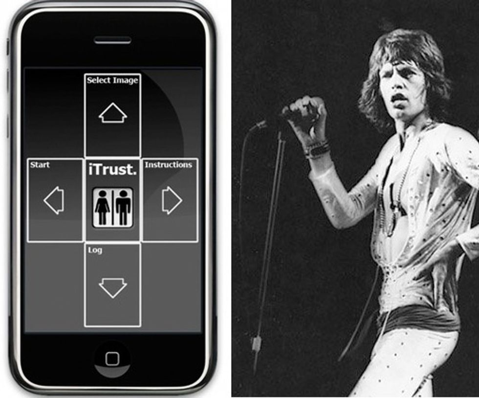 Eight Items or Less: Catch iPhone Spies & Rent Mick Jagger's House