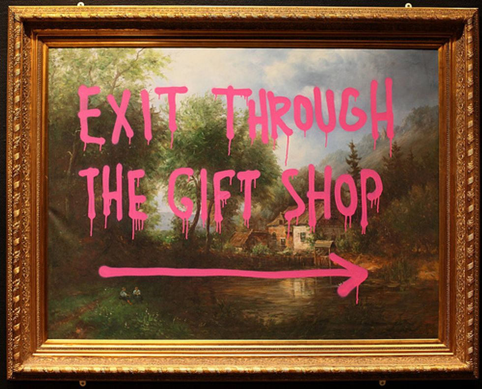 Eight Items or Less: Banksy Film Is Banksy-less & Bargains at the Ace Hotel