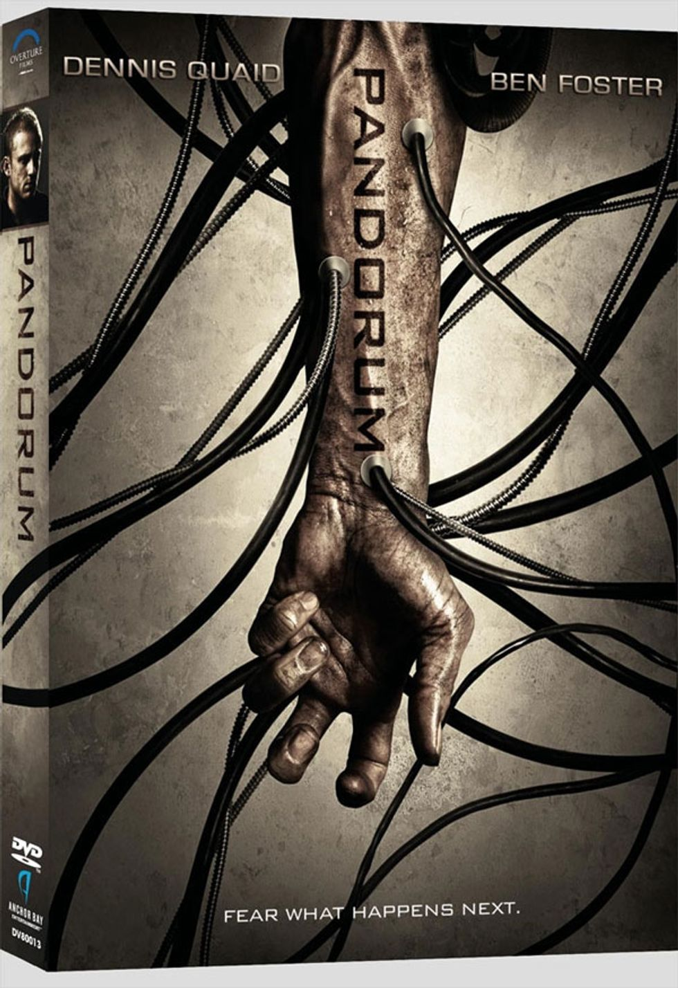 In Space Everyone Can Hear You Scream: Pandorum On DVD!