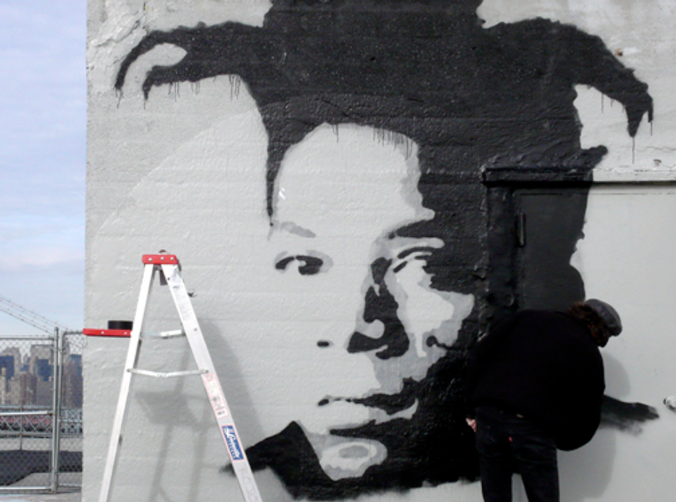 Eight Items or Less: Lilith Fair, A Hipster Overdose & Jef Aerosol's Basquiat Tribute