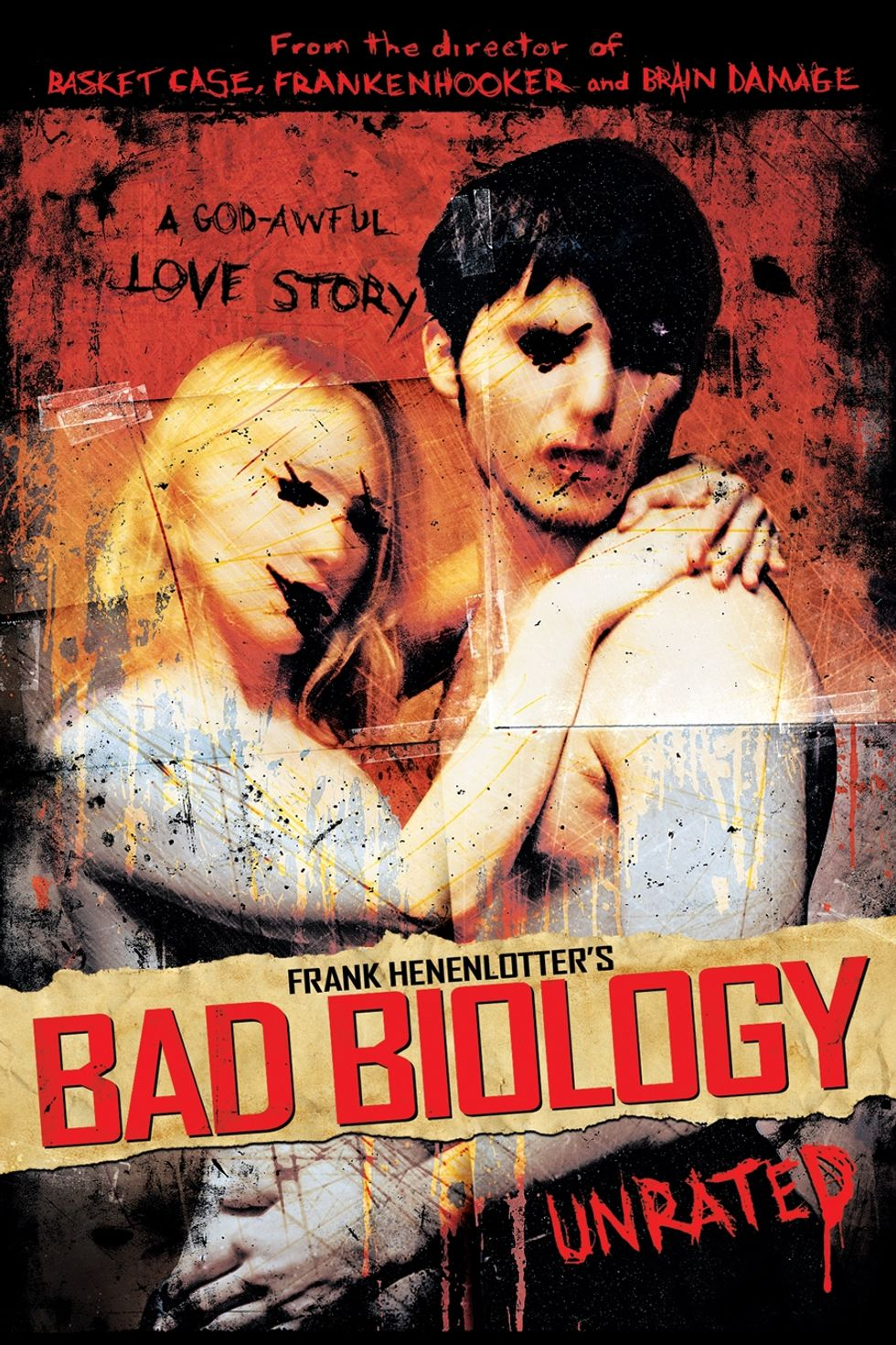 It's a Mutant Genitalia Fest! Bad Biology Is Out On DVD.