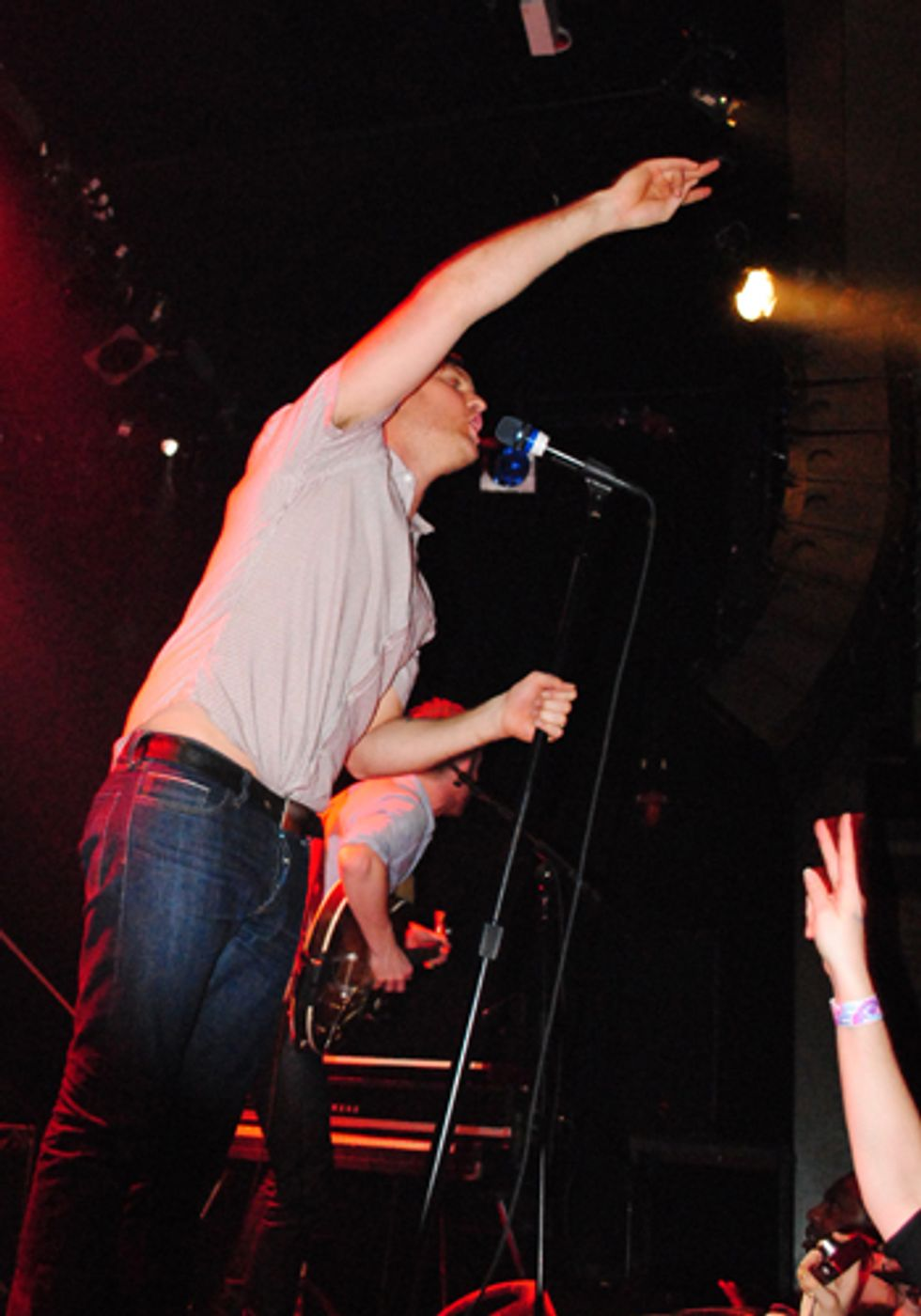 Cold War Kids Make Up For Their Skimpy Tour at Terminal 5