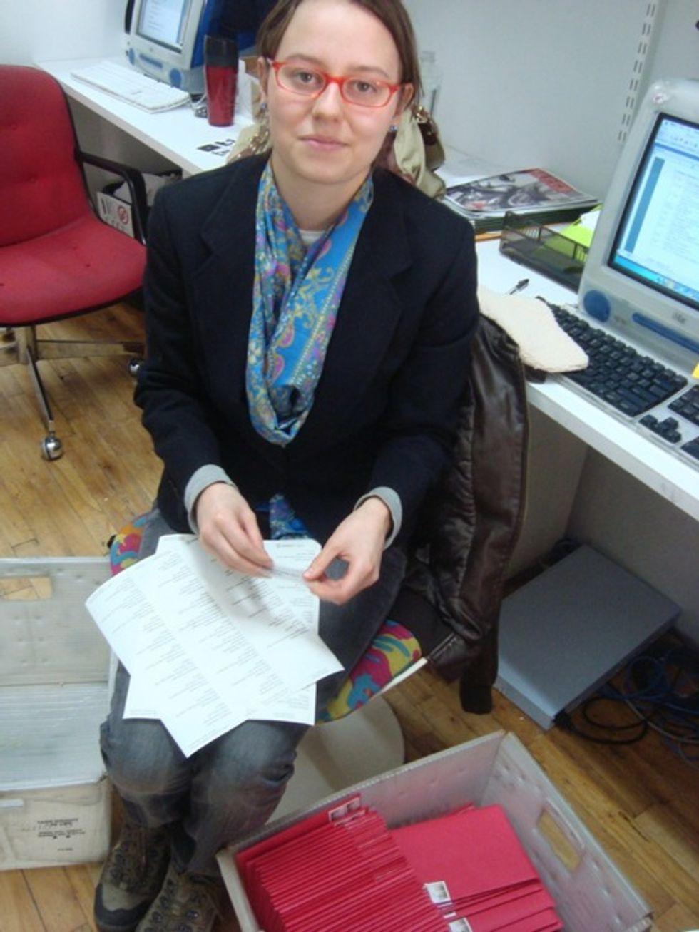 Intern-al Affairs: Meet Mariah