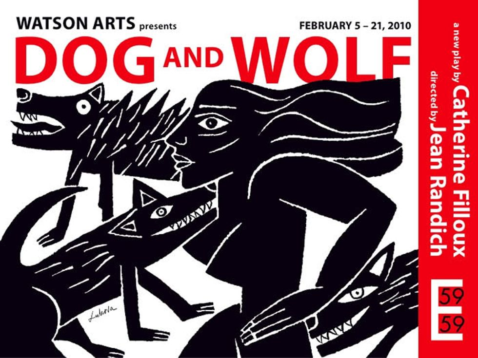 Stage Notes: Dog and Wolf