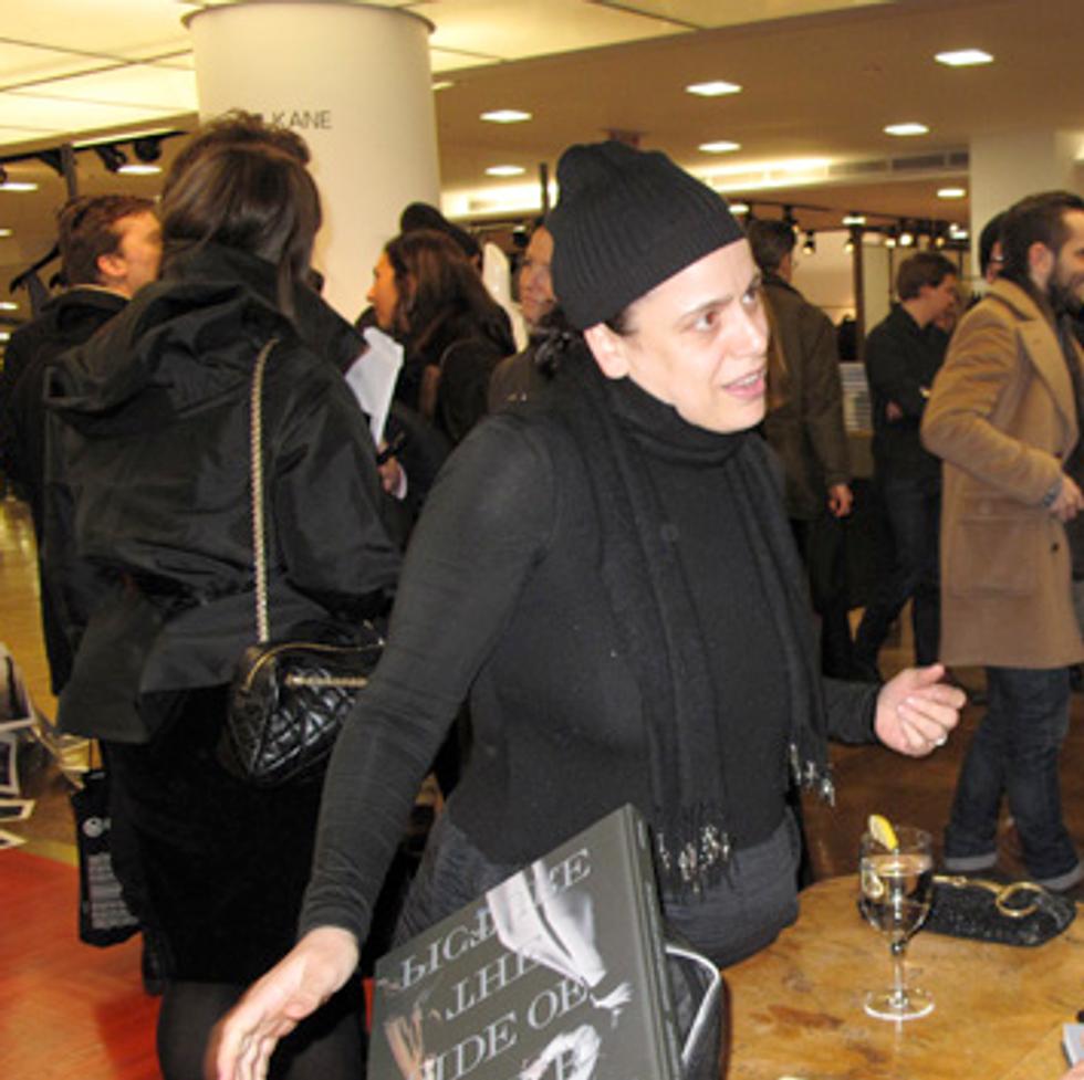 Ikram Goldman Talks Japanese Designers and Alexander McQueen