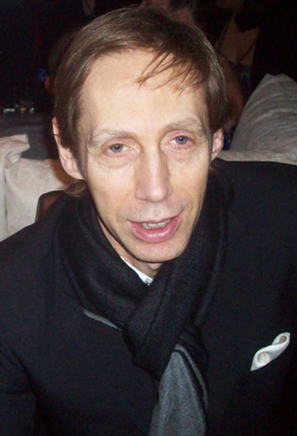 Nick Knight Talks Shooting Live From the Runway