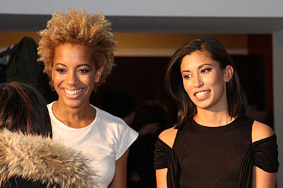 Fashion Week in Pictures: Cushnie et Ochs & Farah Angsana