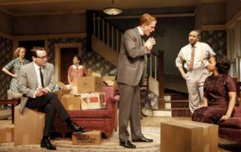Stage Notes: Clybourne Park