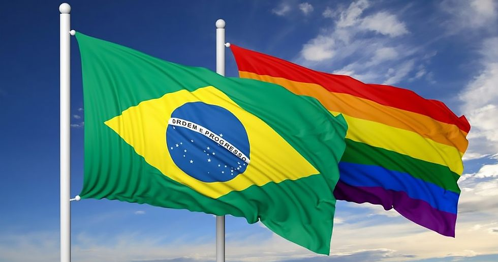 It's Now Illegal to Discriminate Based on Transphobia and Homophobia in Brazil