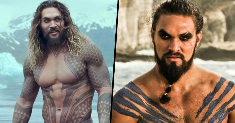 Jason Momoa Posts 'Game of Thrones' Photo of When He Was 'Too Broke to Fly Home'