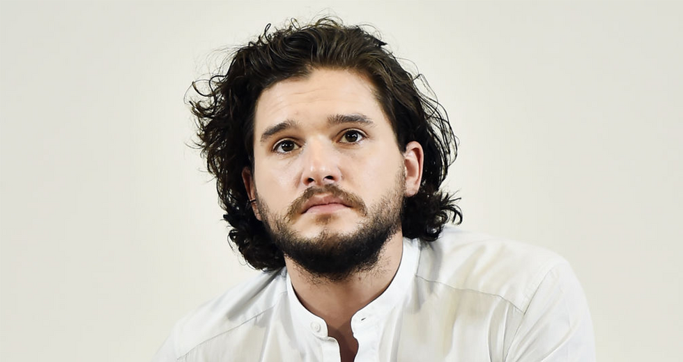 Kit Harrington Was Admitted Into Rehab For Stress & Alcohol-Related Issues