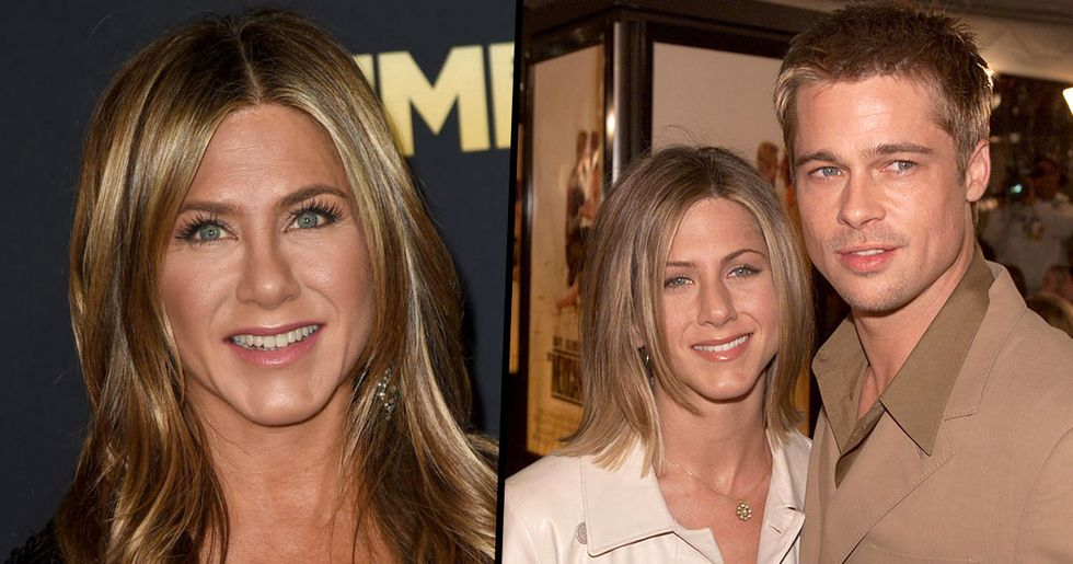 Jennifer Aniston Is Reportedly Dating Again and She Still Talks to Ex, Brad Pitt | 22 Words