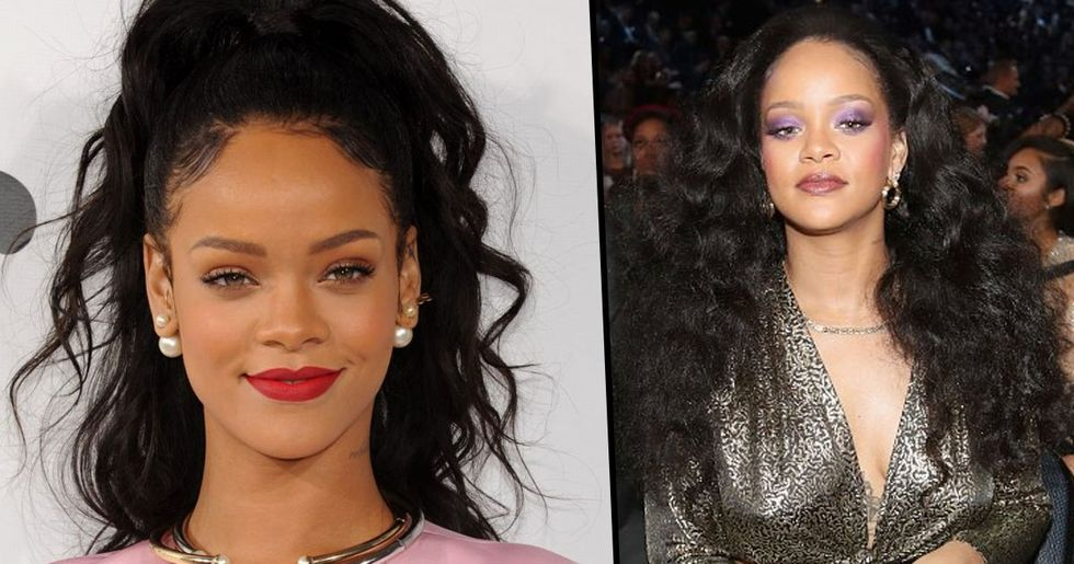 Rihanna Proves Americans Have Been Saying Her Name Wrong This Whole Time